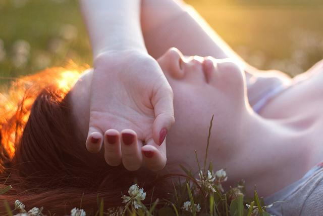 Những vướng bận trong tâm có thể gây đau đớn cho thể xác. Ảnh minh họa