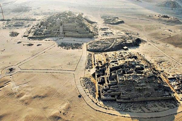 Caral là vùng đất trọng yếu trong lịch sử cổ đại bởi đây là một trong những nơi đầu tiên xuất hiện nền văn minh nhân loại ở Châu Mỹ.