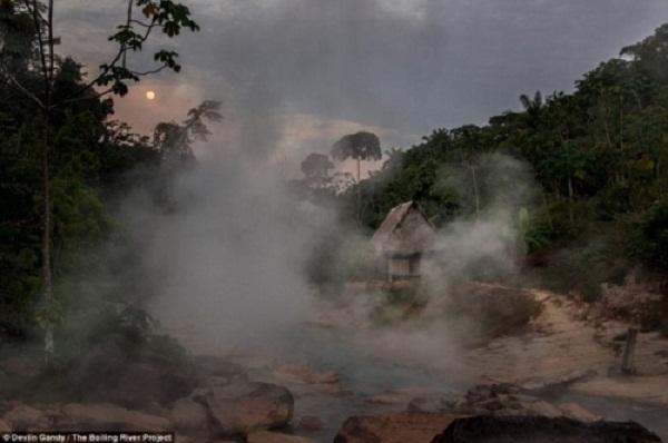 Con sông này từ lâu đã được coi là huyền thoại ở Peru.
