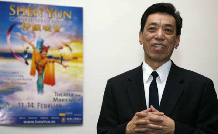 Những chia sẻ của giọng nam cao nổi tiếng của Shen Yun.