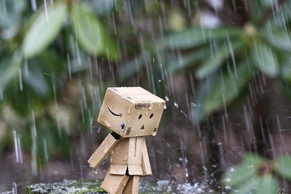 Lúc buồn đau dễ bị mất nhan sắc, tinh thần. (Ảnh: Internet)