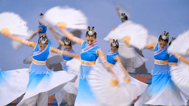 Những điệu múa của các vũ công Shen Yun để lại ấn tượng rất sâu sắc đối với khán giả. (Ảnh: Shen Yun)