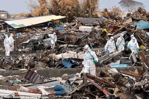 Các công đoạn xử lý chất phóng xạ tại Fukushima vẫn đang được tiến hành.