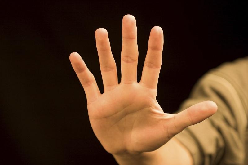Nhân tướng học bàn tay. (Ảnh: Internet)