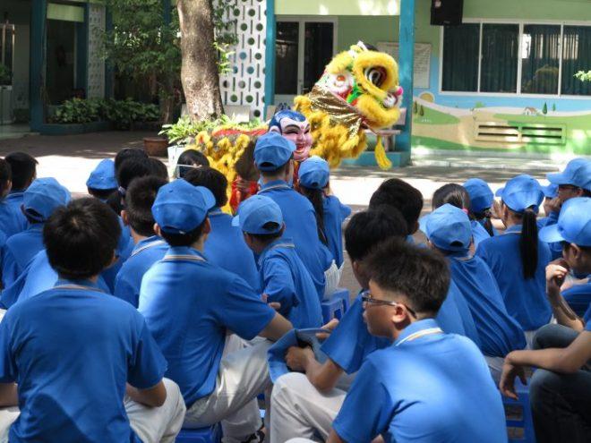 Khóa học hè Minh Huệ - Bồi dưỡng thân tâm, trở thành người tốt.4
