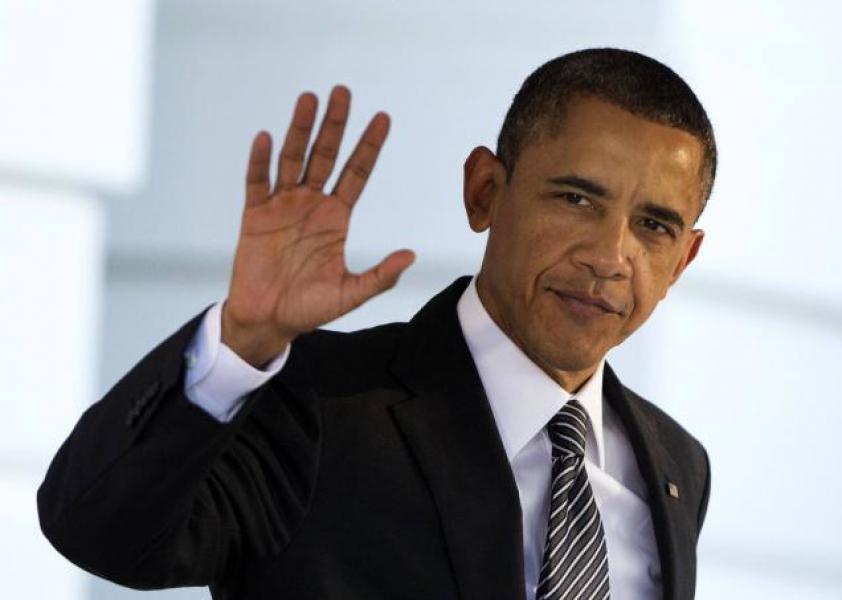 Obama là tổng thống Mỹ, hiển nhiên ông là người rất lịch thiệp và đáng kính
