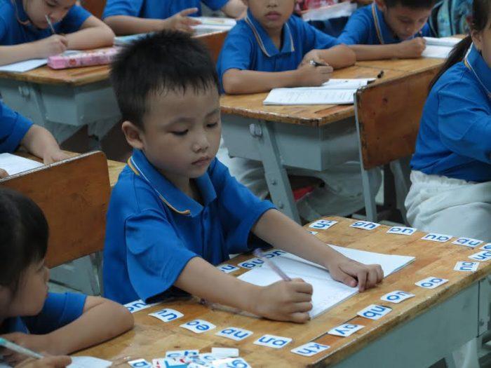 Khóa học hè Minh Huệ - Bồi dưỡng thân tâm, trở thành người tốt.3