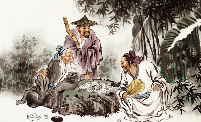 """Người xưa có câu: """"Gió lớn mới biết cỏ cứng, gian nguy mới biết ai là trung thần"""". (Ảnh: Pinterest)"""