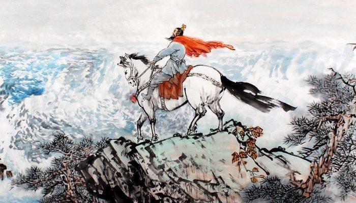 Tào Tháo, trang sử của một anh hùng: Dùng tín nghĩa đãi người, thà chết không bội ước.1