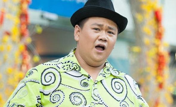 Diễn viên hài, MC Minh béo. (Ảnh: Internet)