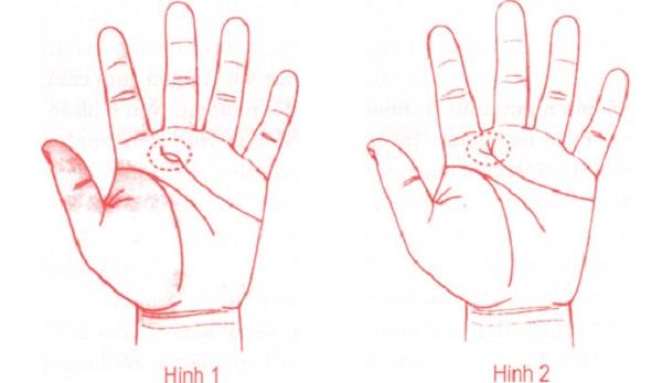 tướng tay, hôn nhân, chỉ tay,