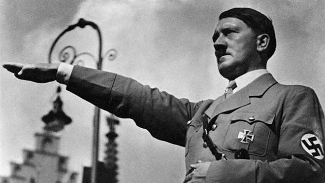 """Những gì xảy ra trong """"Làn sóng thứ ba"""" có thể được ví như chế độ Đức Quốc xã thu nhỏ. (Ảnh: Internet)"""
