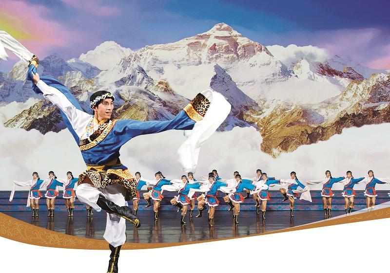Biểu diễn Shen Yun với sứ mệnh phục sinh văn hóa 5.000 của Trung Hoa. (Ảnh: Shen Yun)