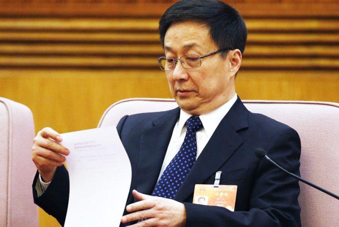Quan trường Thượng Hải có thay đổi, ông Tập lại thu nhận thân tín vào Bộ Chính trị
