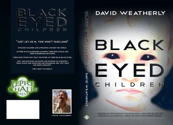 Cuốn sách về những đứa trẻ mắt đen của David Weatherly