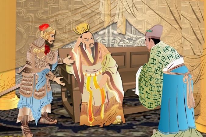 8 người đàn ông trí tuệ nhất thời Trung Quốc cổ đại - H6