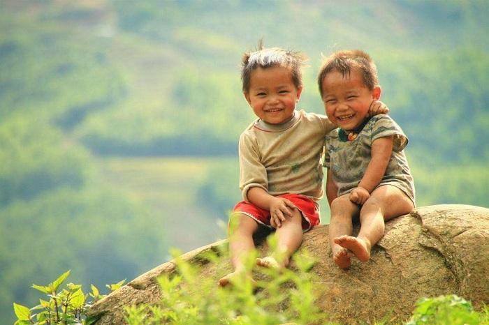 Nếu trên khuôn mặt bạn lúc nào cũng nở một nụ cười tươi tắn, bạn luôn cảm thấy lạc quan yêu đời, thì bạn là người vô cùng hạnh phúc. (Ảnh: Internet)