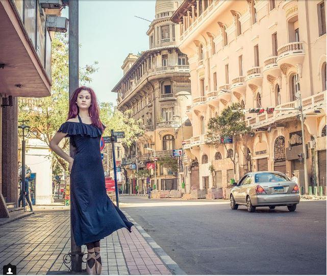 Khám phá vẻ đẹp tiềm ẩn của thành phố Cairo qua những điệu múa ba lê.4