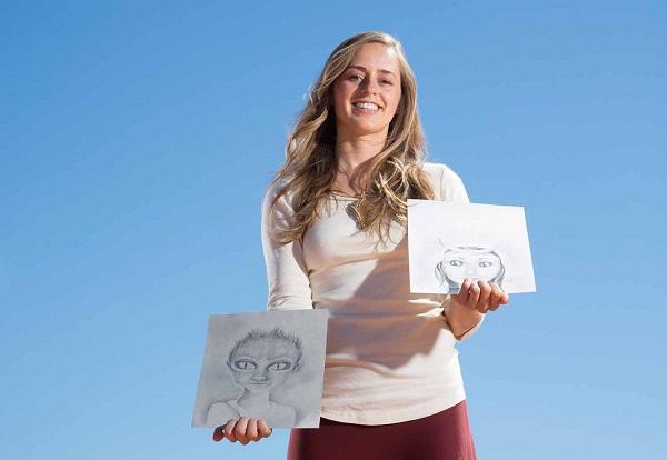 Bridget Nielson khoe ảnh 2 đứa con lai với người ngoài hành tinh.