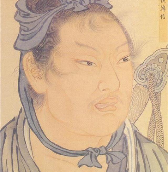 Hàn Tín. (Ảnh: Wikipedia)