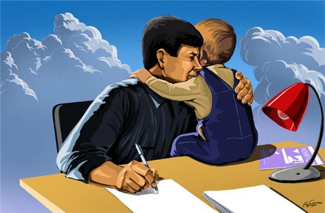 Ở một thế giới khác - Bộ ảnh trả lại tuổi thơ bị tước đoạt cho những đứa trẻ.11