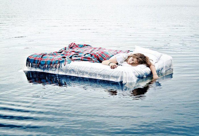 Giải mã điềm báo của những giấc mơ thấy nước.1