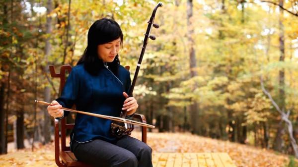Nghệ sĩ Shen Yun Thích Hiểu Xuân.