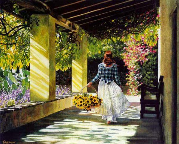 Chồng là đất, vợ là hoa, đất cằn cỗi sao hoa tươi tốt cho được!1