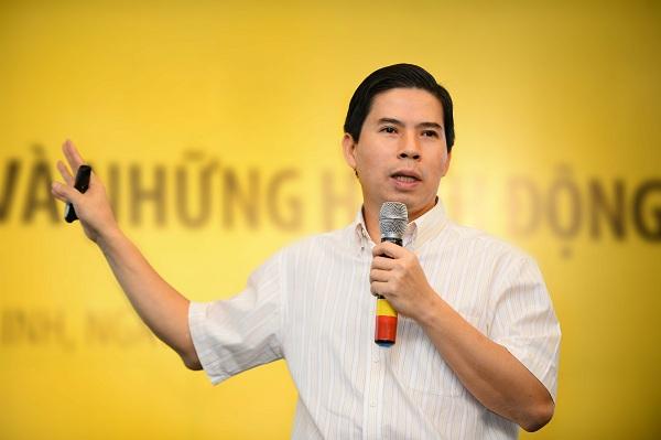Chủ tịch MWG Nguyễn Đức Tài.