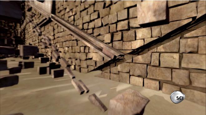 """Khám phá """"cỗ máy bí mật"""" giúp bảo vệ Kim tự tháp Giza.4"""