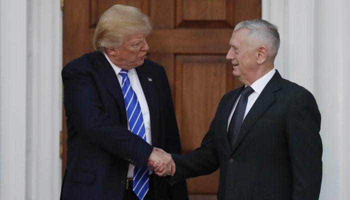 Hai nhân sự nội các đầu tiên của Tổng thống Trump được Thượng viện phê chuẩn.3
