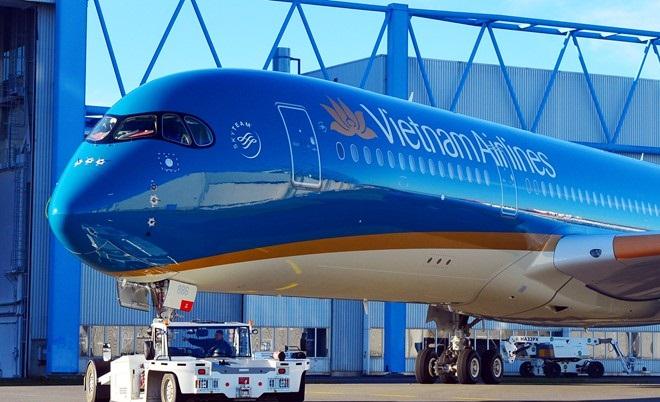 Mua loại máy bay thân rộng của Airbus có thể giúp Vietnam Airlines phát triển các tuyến bay dài. (Ảnh: Internet)