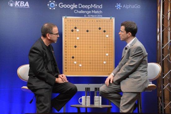 AlphaGo-Lee-Sedol-game-3-Chris-Garlock-Michael-Redmond-550x367
