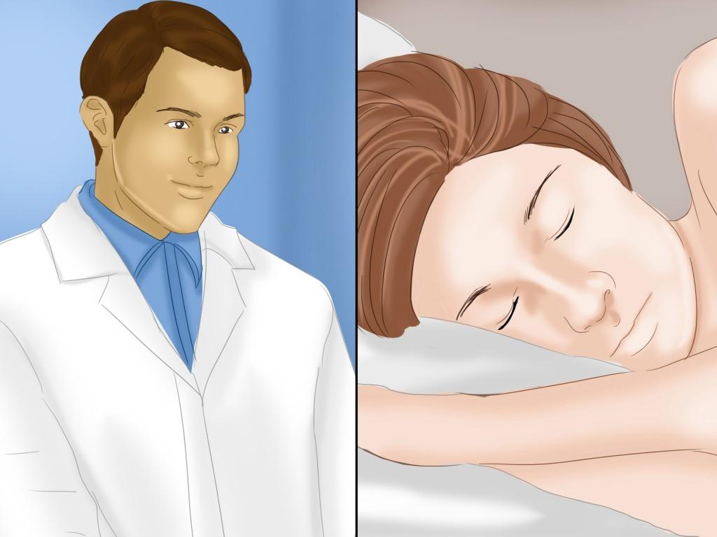Nằm ngủ nghiêng bên trái là tư thế tốt nhất cho sức khỏe.1