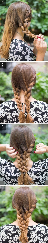 Cách làm những kiểu tóc đẹp, sang trọng nhanh nhất cho các nàng xuống phố (12)