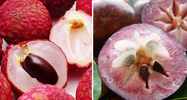 6 loại quả thuần Việt, không nhập khẩu từ Trung Quốc. 1