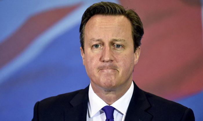 Thủ tướng Anh phủ nhận có quỹ đen trước vụ bê bối Hồ sơ Panama