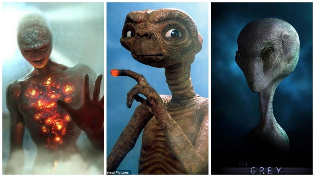 Hình dạng và nhiệm vụ của 5 chủng người ngoài hành tinh từng ghé Trái đất - ảnh 1