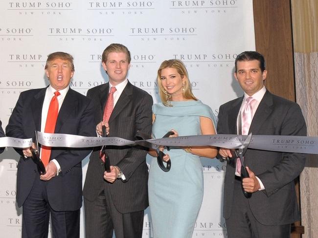 7 lời khuyên của Donald Trump cho người khởi nghiệp.4