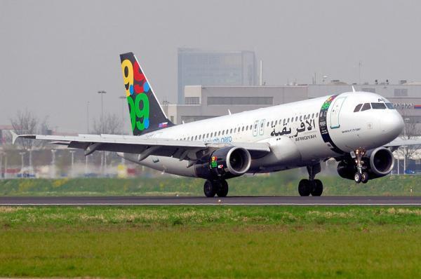 Máy bay Libya bị không tặc khống chế, bắt giữ 116 con tin hơn 4 giờ - H1