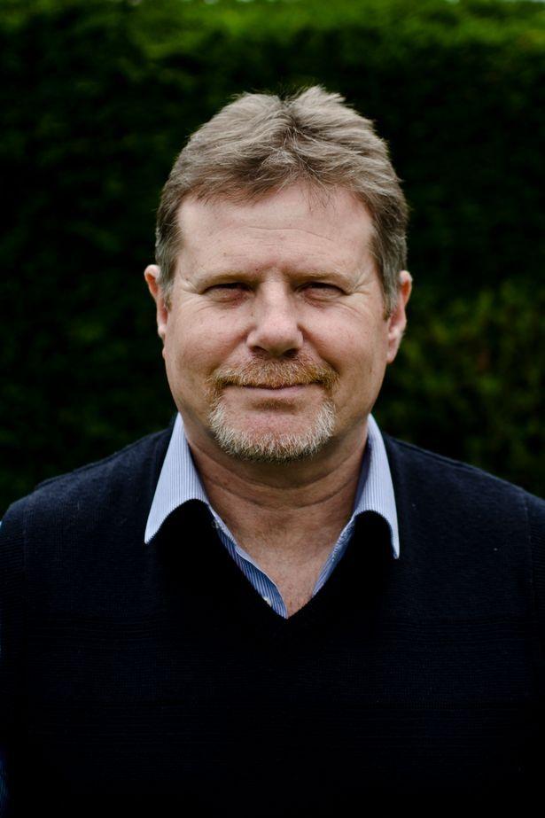 Holmfirth-based-UFO-expert-Gary-Heseltine
