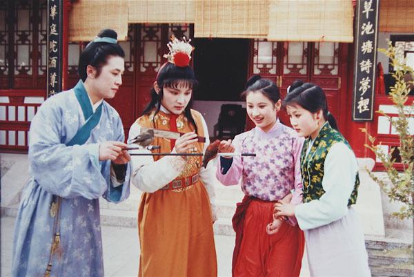 Ẩn sau câu chuyện Hồng Lâu Mộng chính là huyền cơ tu luyện của Phật gia và Đạo gia