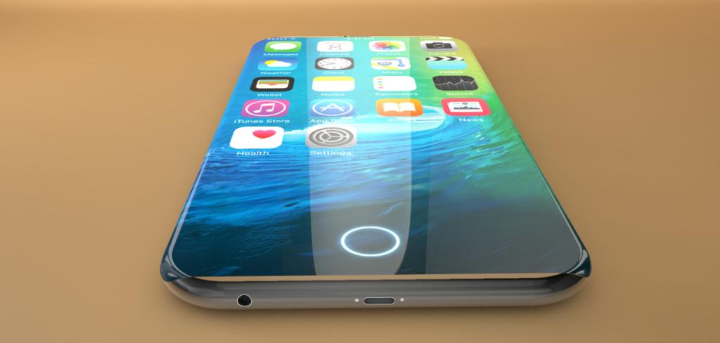 IPhone 8 sẽ có thiết kế vỏ hoàn toàn bằng kính? - H1