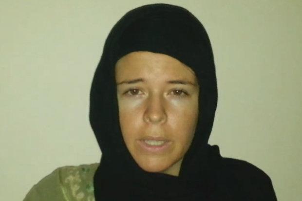 Nữ nhân viên cứu trợ Mỹ bị ISIS bắt cóc cầu cứu trong video - H1
