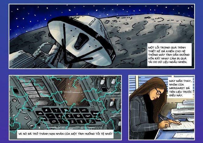 Margaret Hamilton - Người phụ nữ cứu nguy phi thuyền Apollo đáp xuống Mặt Trăng.6