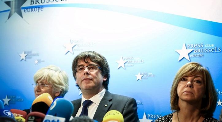 BELGIUM-SPAIN-CATALONIA-POLITICS