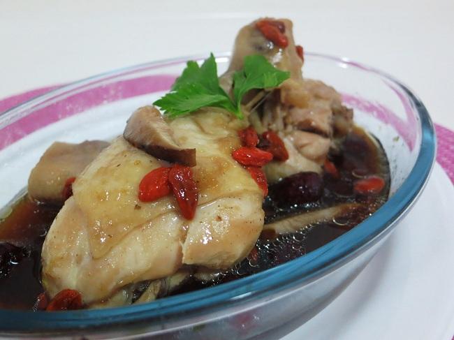 Steamed Chicken Essence 7