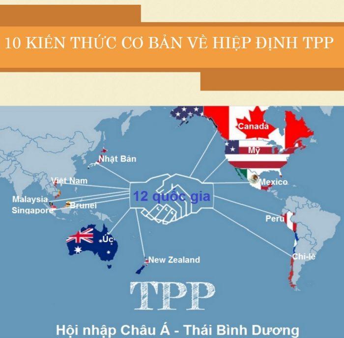 Những điều cơ bản nên biết về Hiệp định TPP.1