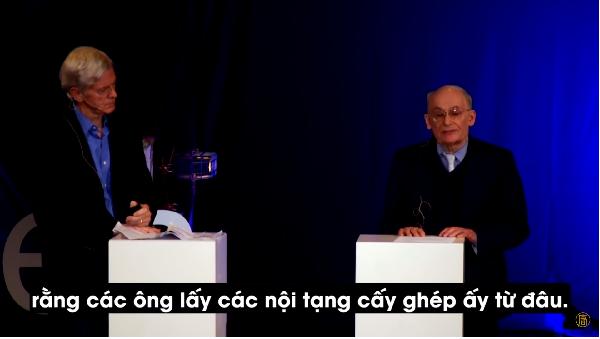 David Kilgour và David Matas và bài thuyết trình TEDx về nạn mổ cướp nội tạng sống tại Trung Quốc