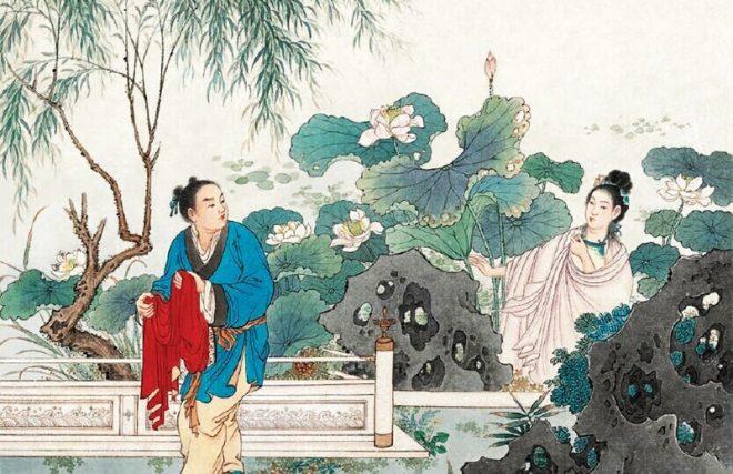 Lễ hội Thất Tịch và chuyện tình tiên phàm Ngưu Lang - Chức Nữ. 2